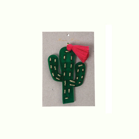 Cactus Tree Decoration