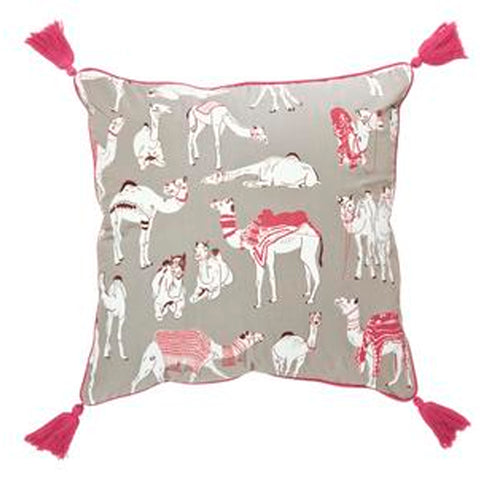 Different Different Camel Cushion Cover 45x45