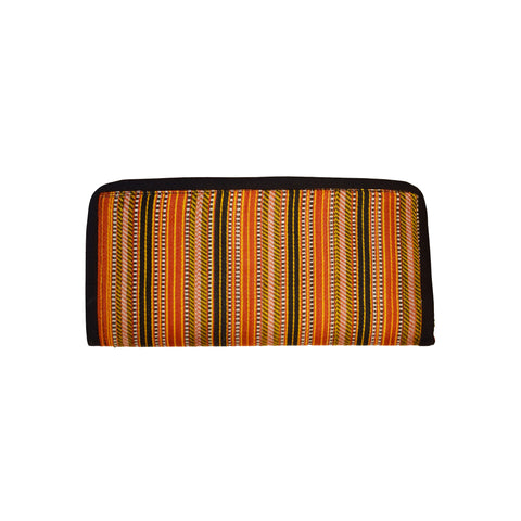 Hand Loom Stripe Purse