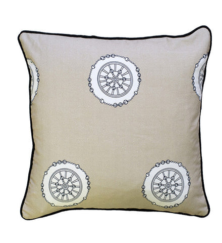 Manua Square Pillow