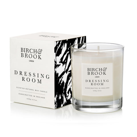 The Dressing Room Candle by Birch & Brook. Discover products that 'do good for people and the planet' with The Good Place.