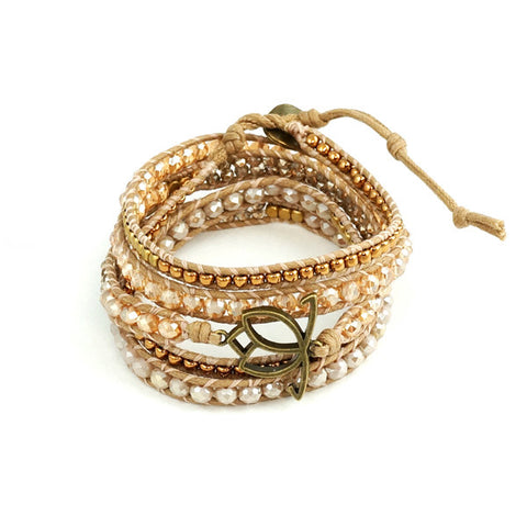 Luxe Bracelet - Golden Shadow