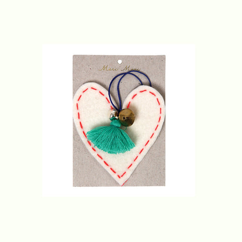 Heart Felt Tree Decoration