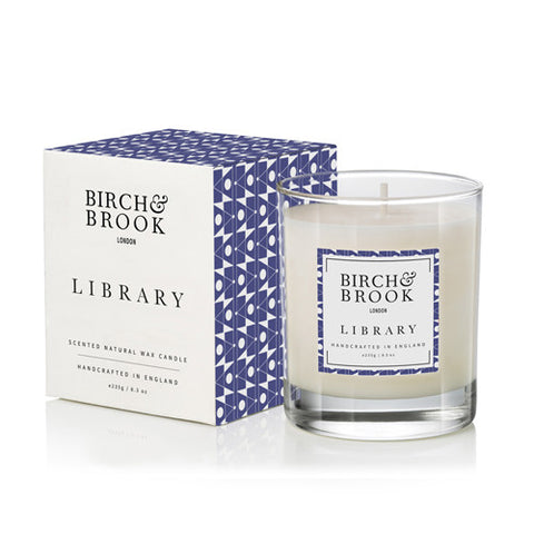 Limited Edition Library Scented Candle