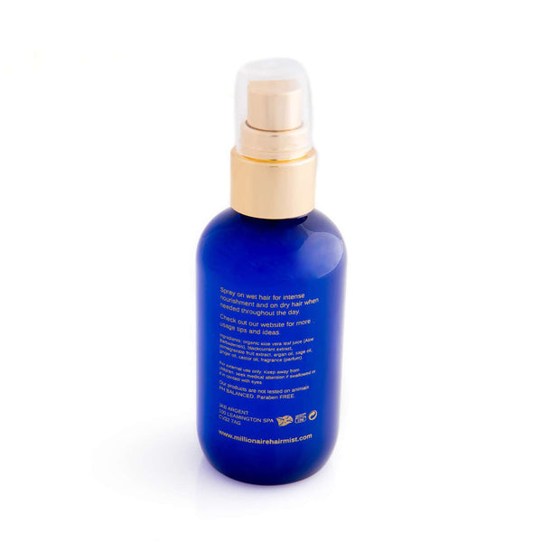 Millionaire Hair Mist by JKBArgent. Discover many more organic beauty products at The Good Place