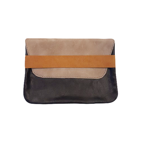 Zeru Leather Fold Pouch