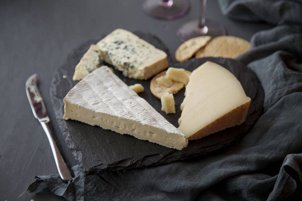 Slate Cheese Board - Heart