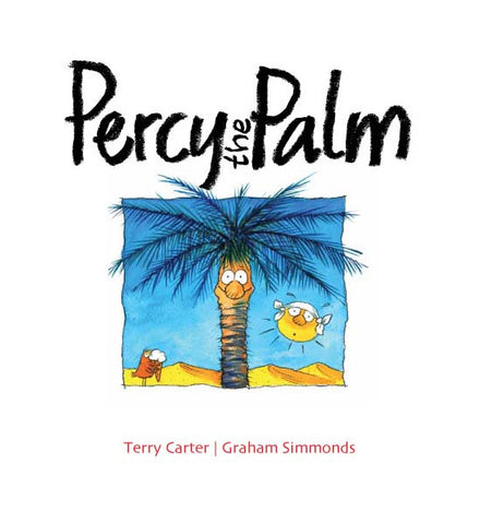 Percy The Palm Book