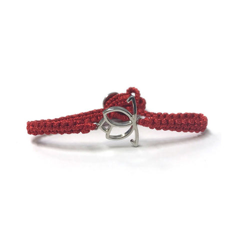 Freedom Bracelet 1 Loop - Red