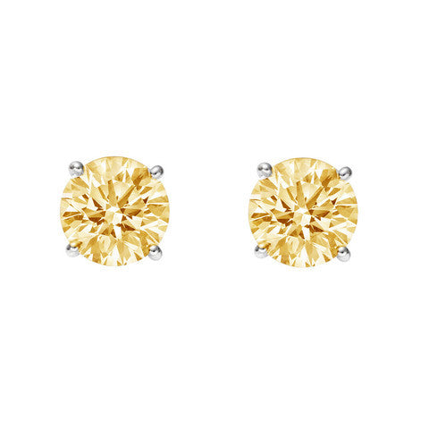 Augustine Jewels Citrine Earrings 1