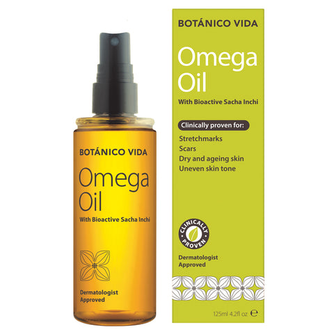 Omega Oil with Bioactive Sacha Inchi
