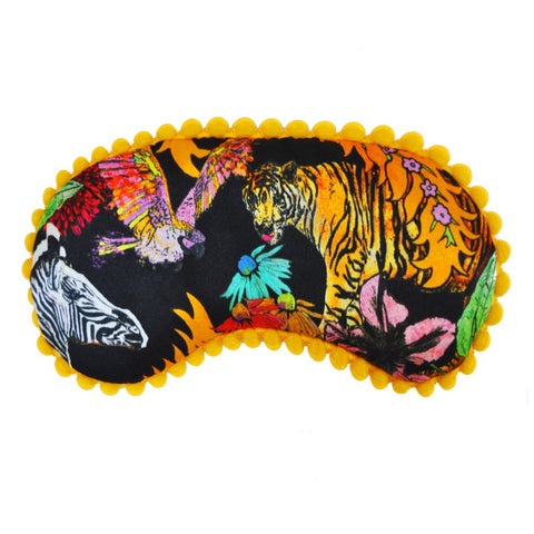 The Tiger Tales Silk Eye Mask