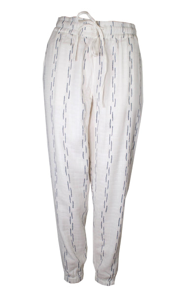 Forever Trousers - Cream Print