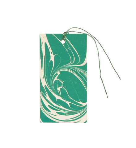 Marbled Gift Tags Set of 6