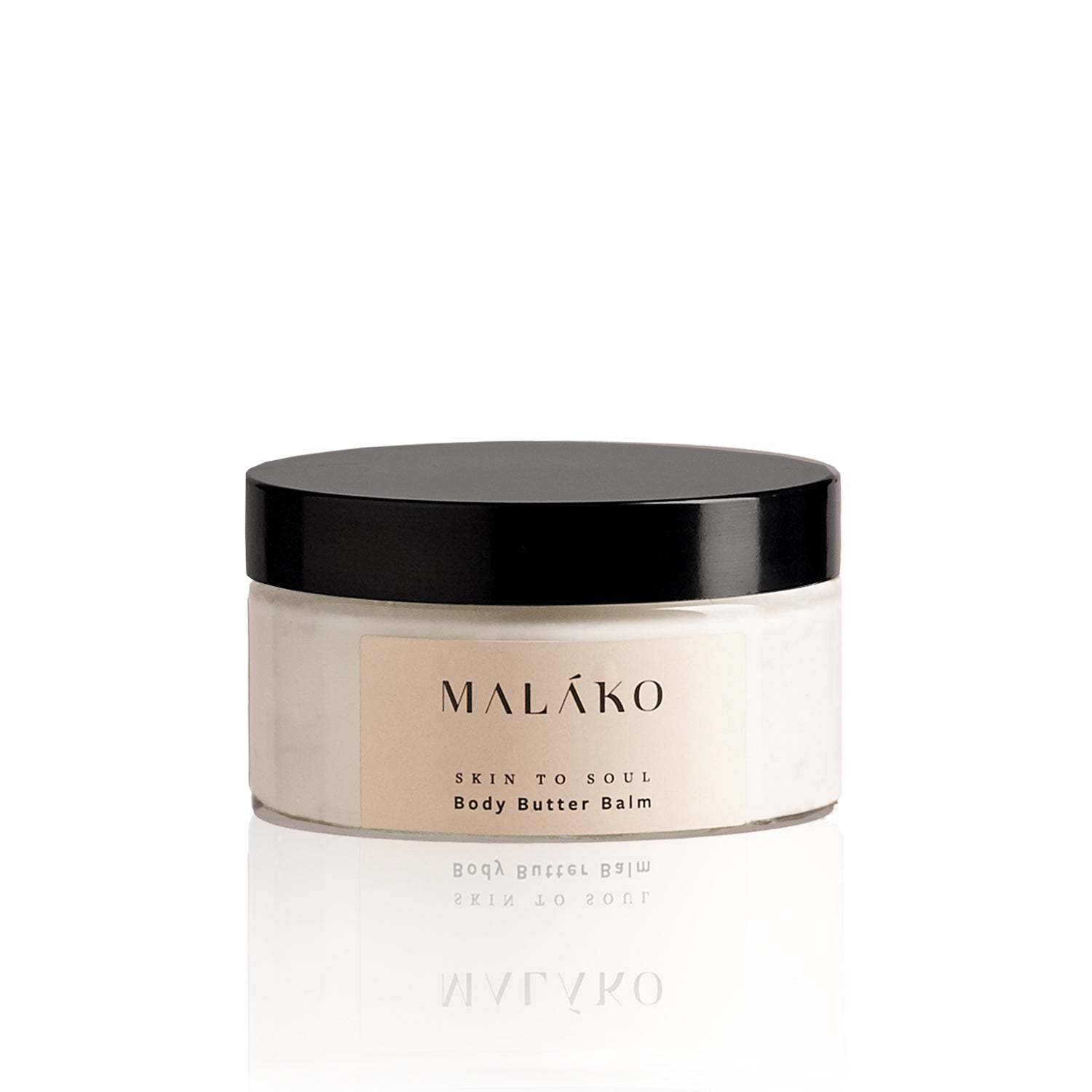 Skin to soul body butter by Malako. Featured in Wallpaper Magazine