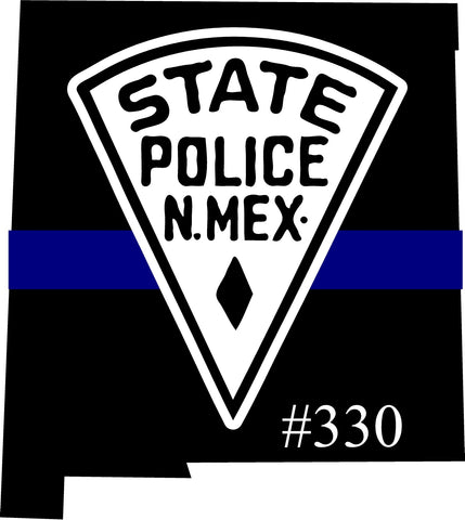 New Mexico State Police Officer Darian Jarrott Fundraiser NM