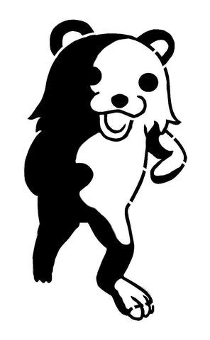 Pedobear Full body Vinyl Sticker