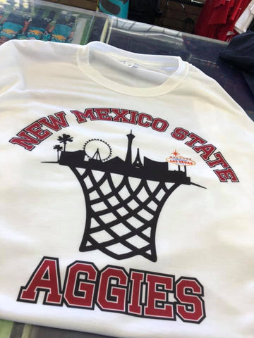 NMSU Las Vegas Shirts Basketball