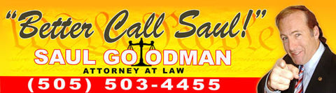 Better Call Saul Bumper Sticker