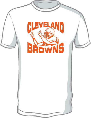 Cleveland Browns Johnny Manziel Shirt