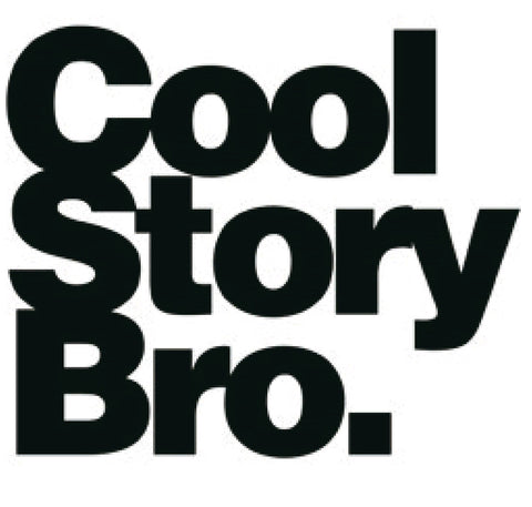 Cool Story Bro Decal