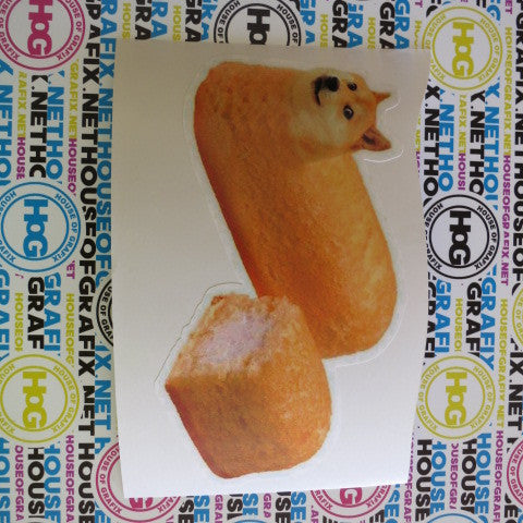 Doge Twinkie Decal