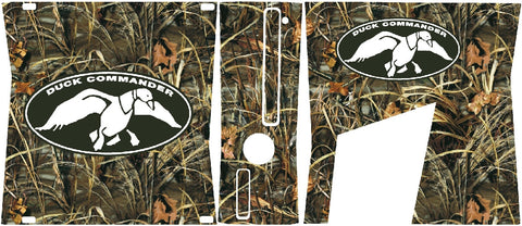 Duck Dynasty Grass Camo XBOX SLIM  wrap Skin