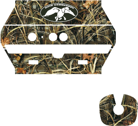 Duck Dynasty Grass Camo Kinect \ wrap Skin