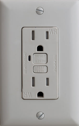 Fake Outlet Cover Prank 5 Decal Set