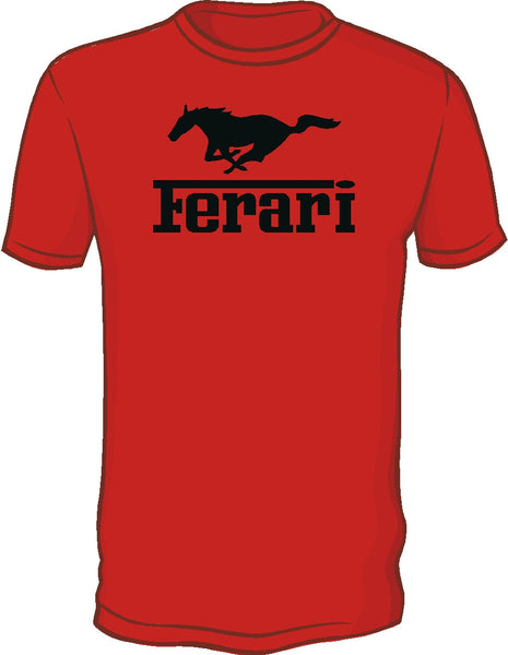 60% cheap look good shoes sale customers first Ferari Shirt Ferrari