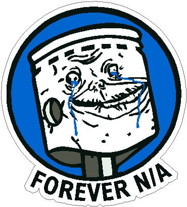 Forever N/A Blue Round