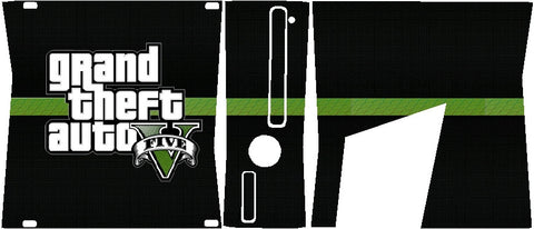 GTA 5 Xbox SLIM Wrap Skin #1