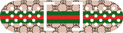 Gucci BandAid decal