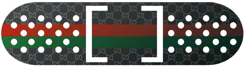 Gucci BandAid Dark Decal