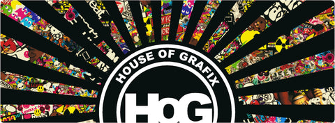 Houseofgrafix Sticker Bomb Logo