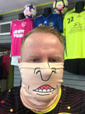 Beavis and Butthead Custom Neck Gaiter