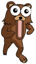 Mouth Drop Pedobear