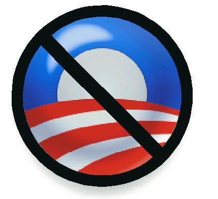 No obama Decal
