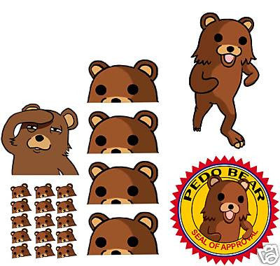 Pedo Bear KIT