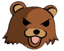 Pedobear is MADDDD!
