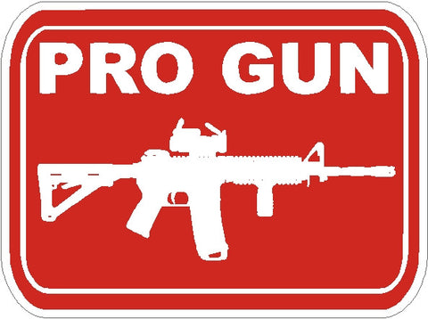 ProGun Decal AR15
