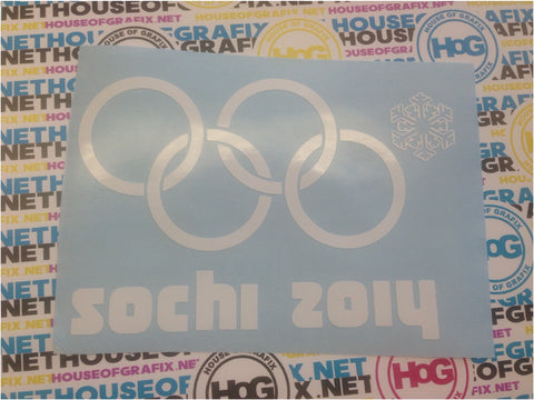 SoChi Ring's Fail Decal Sticker