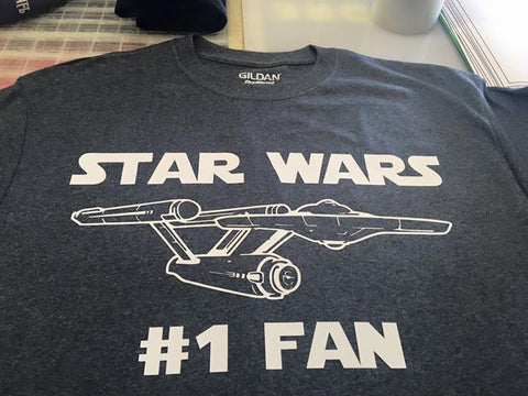Star Wars #1 Fan Shirt