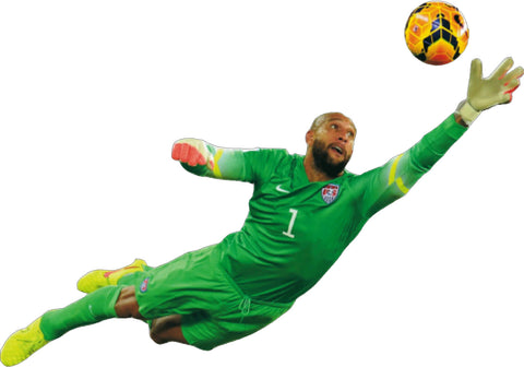 Tim Howard Saves The World!