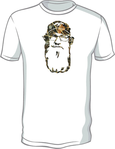 Uncle Si Camo Shirt