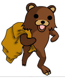 Whats in the bag... Pedobear?