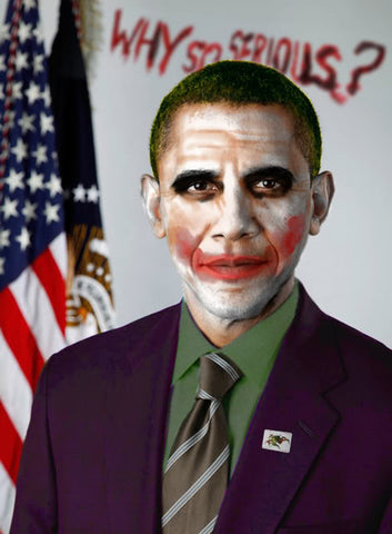 Why So Obama II