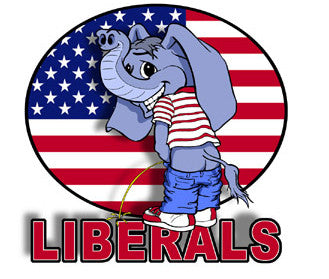 Piss On Liberals