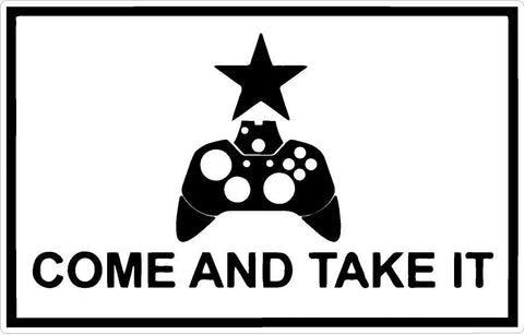 Come and Take It Controller