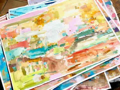 New Large Abstracts for Spring